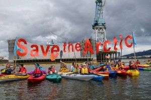 Stop Acrtic drilling now!