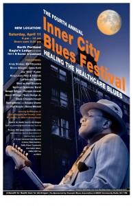 Inner City Blues Festival @ Eagles Lodge | Portland | Oregon | United States