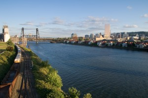 Willamette River (image from Ecopol Project