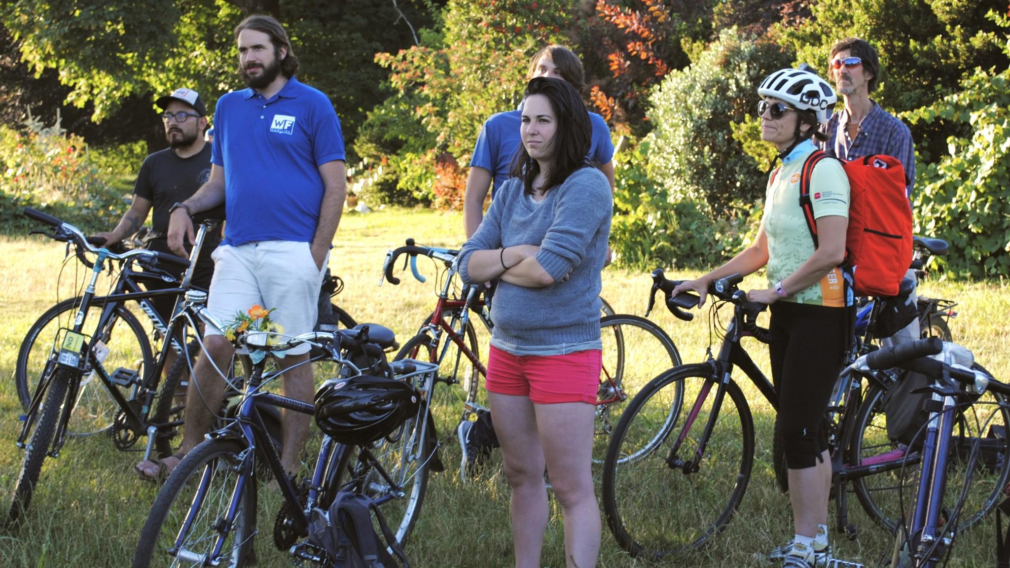 North Portland Tour Des Tanks Bike Ride @ University of Portland (Pilot House Patio)