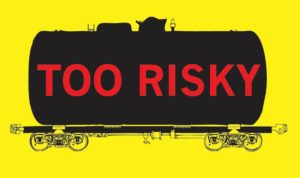 Last Train! Learn More to Stop Oil Trains in Portland @ Patagonia Portland