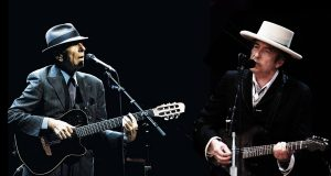Fourth Annual Lefty Sing Along (Music of Leonard Cohen and Bob Dylan) @ Address given with RSVP