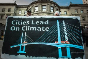 City Council Hearing & Vote for 100% Renewable Energy @ Portland City Hall