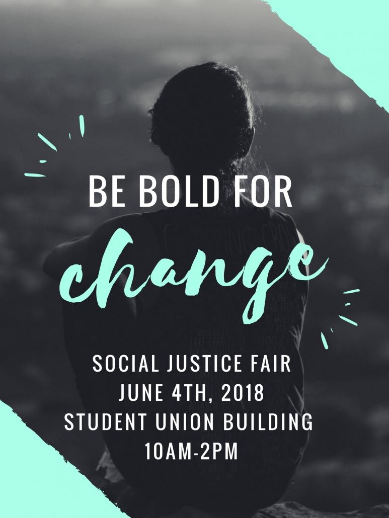 PCC Social Justice Fair @ Portland Community College Cascade Campus - Student Union Building